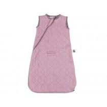 Sebra Schlafsack gesteppt rosa