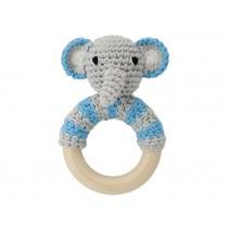 Sindibaba Rasselring Elefant JUMBO