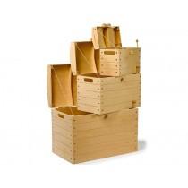 Piratenkiste aus Holz