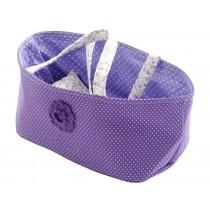 Smallstuff Puppentasche violett