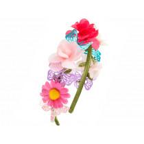 Souza Haarreif YAELLE mit Blüten