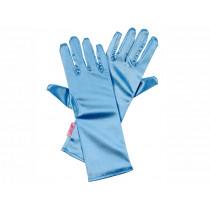 Souza Kostüm Handschuhe LISANNE blau