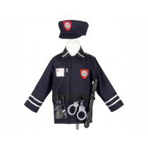Souza Verkleidungs-Set POLIZIST (4-7 Jahre)