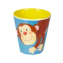 Spiegelburg Kinderbecher Affe