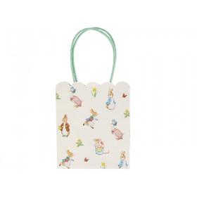 Meri Meri 8 Party Bags Geschenktüten PETER RABBIT
