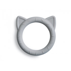 Mushie BEIßRING Cat Stone