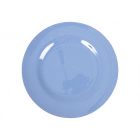 Kleiner RICE Teller in dunstblau