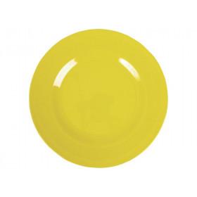 Kleiner RICE Teller in gelb