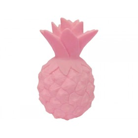 A Little Lovely Company Ananas Nachtlicht rosa
