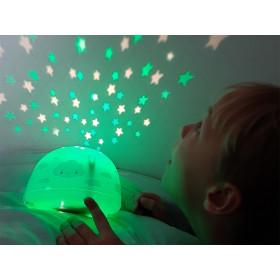 A Little Lovely Company Sternenhimmel-Projektor WOLKE