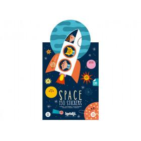 Londji Sticker WELTALL