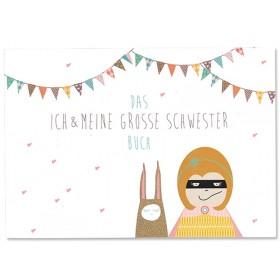 Ava & Yves Erinnerungsbuch ICH & MEINE GROSSE SCHWESTER