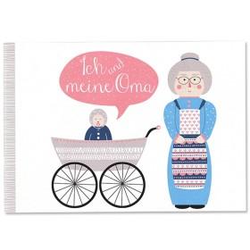 Ava & Yves Erinnerungsbuch ICH & MEINE OMA