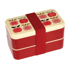 Bento Box Vintage Apple groß