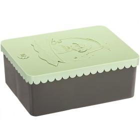 Blafre Lunchbox Fischer grün grau