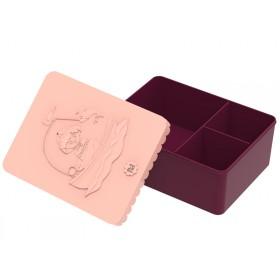 Blafre Lunchbox Fischer pflaume-pfirsich