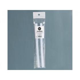 Blafre 2 STROHHALME für Trinkflaschen-Verschluss