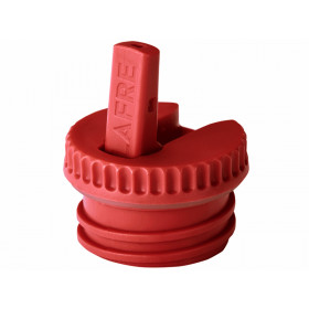 Blafre Trinkflaschen-Verschluss rot