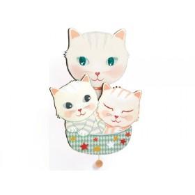 Djeco Wand-Spieluhr Katze
