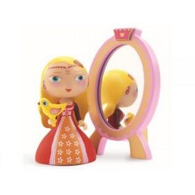 Djeco Arty Toys Prinzessin Nina mit Spiegel