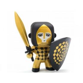 Djeco Arty Toys GOLDENER RITTER