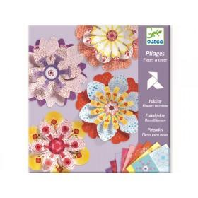 Djeco Falten und Basteln Blumen