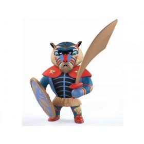 Djeco Arty Toys Ritter BUSHI