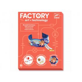 Djeco Factory Armband mit Beleuchtung NOVA