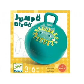 Djeco Hüpfball JUMPO DIEGO