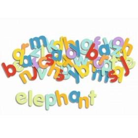 Djeco Magnetbuchstaben (Kleinbuchstaben)