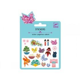 Djeco Mini Sticker JAPANISCHES DESIGN