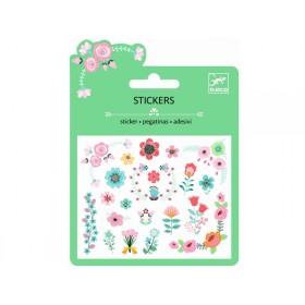 Djeco Mini Sticker KLEINE BLUMEN