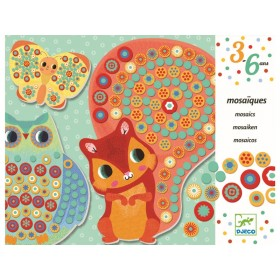 Djeco 3-6 Design Mosaik Milfiori