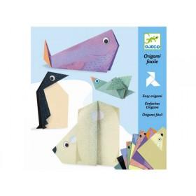 Djeco Origami Polar-Tiere