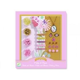 Djeco Perlen und Blumen