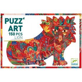 Djeco Puzzle Puzz'Art LÖWE (150 Teile)