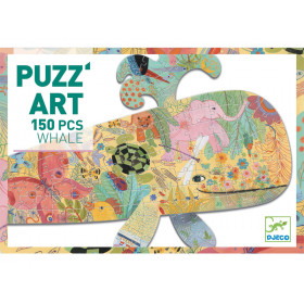 Djeco Puzzle WAL (150 Teile)