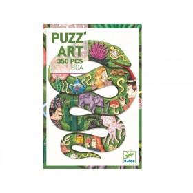 Djeco Puzzle Puzz'Art BOA CONSTRICTOR (350 Teile)