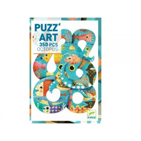 Djeco Puzzle Puzz'Art OKTOPUS (350 Teile)