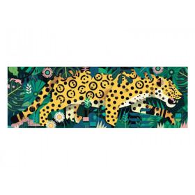 Djeco Puzzle Galerie LEOPARD (1000 Teile)