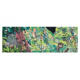 Djeco Puzzle Galerie OWLS & BIRDS (1000 Teile)