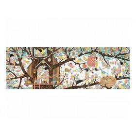 Djeco Puzzle Galerie BAUMHAUS (200 Teile)