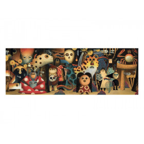 Djeco Puzzle Galerie YOKAI (500 Teile)