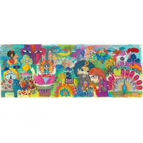 Djeco Puzzle Galerie MAGIC INDIA (1000 Teile)