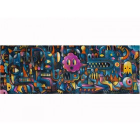 Djeco Puzzle Galerie MONSTER (500 Teile)