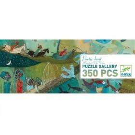 Djeco Puzzle Galerie Poetic Boat (350 Teile)