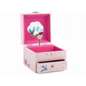 Djeco Spieluhr mit Schmuckkästchen VÖGELCHEN
