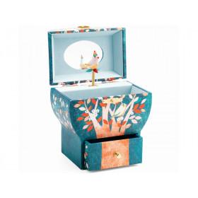 Djeco Spieluhr mit Schmuckkästchen POETISCHER BAUM