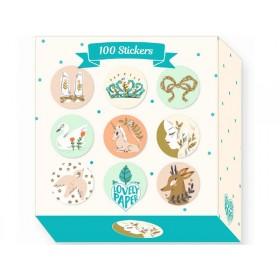 Djeco Sticker LUCILLE