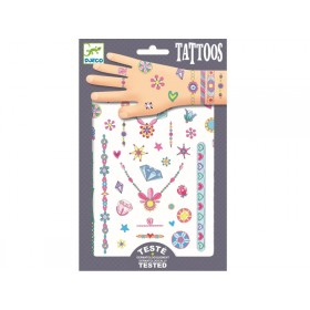 Djeco Tattoos Jenni's Juwelen